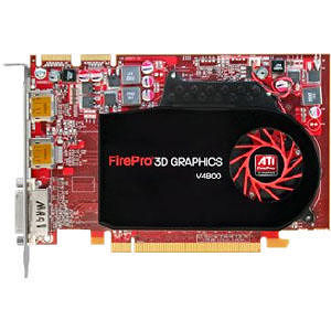 AMD 100-505606 FirePro V4800 Graphic Card - 1 GB GDDR5