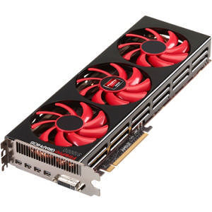 AMD 100-505772 FirePro S10000 Graphic Card - 2 GPUs - 6 GB GDDR5 - PCI Express 3.0 x16 - Dual Slot