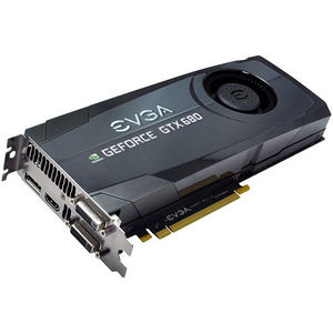 EVGA 02G-P4-2680-KR GeForce GTX 680 Graphic Card - 1.01 GHz Core - 2 GB GDDR5 - PCI Express 3.0 x16