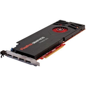 AMD 100-505846 FirePro V7900 Graphic Card - 725 MHz Core - 2 GB GDDR5 - PCI-E 2.1 x16 - Half-length