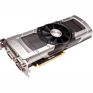 EVGA 04G-P4-2690-KR GeForce GTX 690 Graphic Card - 915 MHz Core - 4 GB GDDR5 - PCI Express 3.0 x16
