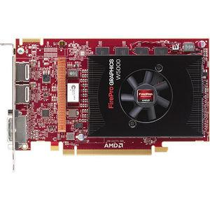 AMD 100-505792 FirePro W5000 Graphic Card - 2 GB GDDR5 - PCI-E 3.0 x16 - Half-length - Single Slot