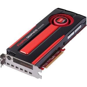 Sapphire 31004-29-40R FirePro W9000 Graphic Card - 975 MHz Core - 6 GB GDDR5 - PCI-E 3.0 x16