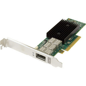 ATTO FFRM-NQ41-000 Fast Frame Single Channel 40GbE to x8 PCIe 3.0 LP Adapter 30m QSFP+ included