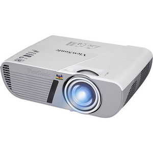 ViewSonic PJD5553LWS LightStream 3D Ready DLP Projector - HDTV - 16:10