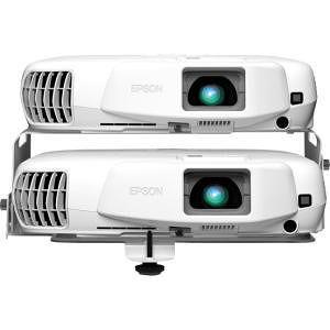 Epson V11H494020 PowerLite W16SK 3D Ready LCD Projector - 720p - HDTV - 16:10