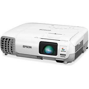 Epson V11H690020 PowerLite W29 LCD Projector - 720p - HDTV - 16:10