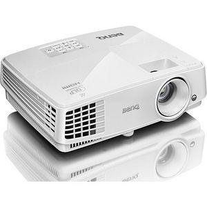 BenQ MX570 3D Ready DLP Projector - 720p - HDTV - 4:3