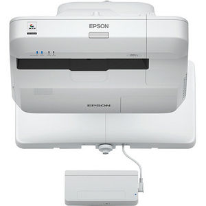 Epson V11H823022 BrightLink 697Ui Ultra Short Throw LCD Projector - HDTV