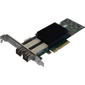 ATTO CTFC-162E-000 Celerity Dual Fibre Channel 16 Gb Gen 5 to x8 PCIe 3.0, LC SFP+ included