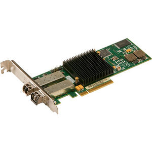 ATTO CTFC-82EN-000 Celerity Dual Fibre Channel 8 Gb to x8 PCIe 2.0, LC SFP+ included, Low Profile