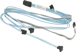 Supermicro CBL-0288L IPASS to SATA Cable Adapter
