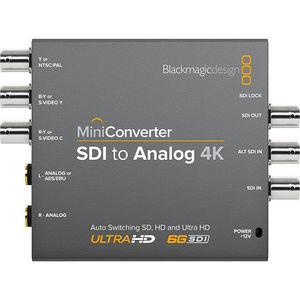 Blackmagic Design CONVMASA4K Mini Converter SDI to Analog 4K