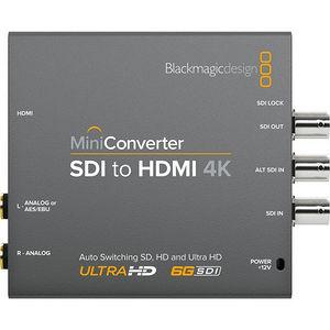 Blackmagic Design CONVMBSH4K Mini Converter SDI to HDMI 4K