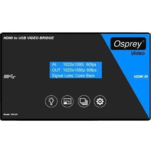 Osprey 97-22411 HDMI to USB Video Bridge