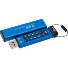 Kingston DT2000/8GB 8GB DataTraveler 2000 USB 3.1 Flash Drive