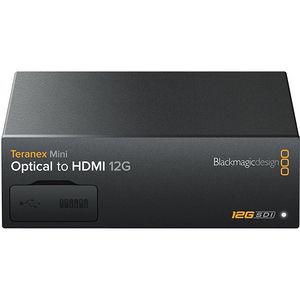 Blackmagic Design CONVNTRM/MA/OPTH Teranex Mini - Optical to HDMI 12G SD Card