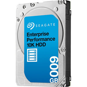 "Seagate ST600MM0099 600 GB 2.5"" Internal Hard Drive - SAS"