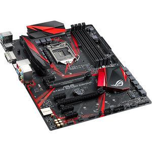 ASUS ROG STRIX B250H GAMING Desktop Motherboard - Intel Chipset - Socket H4 LGA-1151