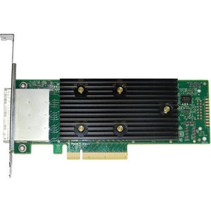 Intel RSP3GD016J Tri-Mode PCIe/SAS/SATA Storage Controller Adapter, 16 External Ports