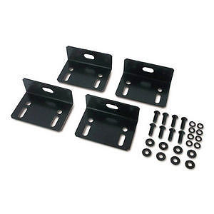 APC AR8112BLK Bolt Down Bracket Kit