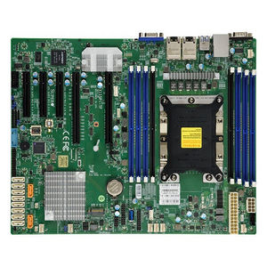 Supermicro MBD-X11DPH-T-O Server Motherboard - Intel Chipset - Socket P LGA-3647 - Retail Pack