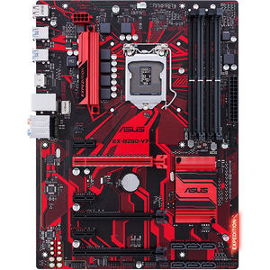 ASUS EX-B250-V7 Expedition Desktop Motherboard - Intel Chipset - Socket H4 LGA-1151