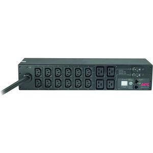 APC AP7822B Rack PDU, Metered, 2U, 32A, 230V, (12) C13 & (4) C19