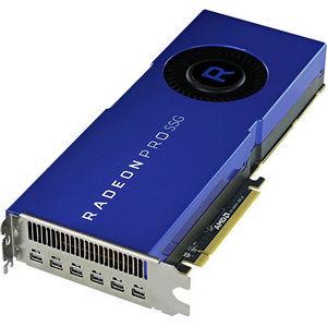 AMD 100-506014 Radeon Pro SSG Graphic Card - 1.50 GHz Core - 16 GB