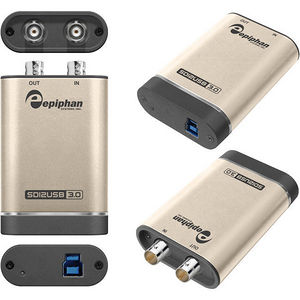 Epiphan ESP0657 SDI2USB 3.0 3G-SDI, HD-SDI and SD-SDI Video Grabber
