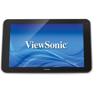 """ViewSonic EP1042T 10"""" 10-Point Multi Touch Multimedia All-in-One Interactive Display"""