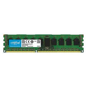 Crucial CT8G3ERSLD8160B 8GB (1 x 8 GB) DDR3 SDRAM Memory Module