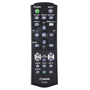 Canon 8381B001 RS-RC06 Remote Controller