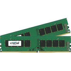 Crucial CT2K8G4DFS824A 16GB (2 x 8 GB) DDR4 SDRAM Memory Module - Non-ECC - Unbuffered