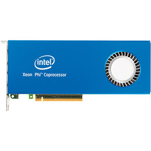 Intel BC31S1P Xeon Phi 31S1P Heptapentaconta-core (57 Core) 1.10GHz- PCI Express x16 - OEM Pack