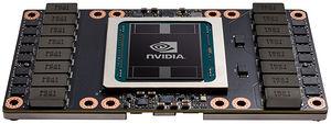 NVIDIA 900-2G503-0000-000 Tesla V100 for SXM2 16 GB HBM2