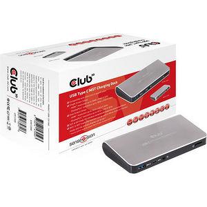 Club 3D CSV-1560 SenseVision USB Type C MST Charging Dock