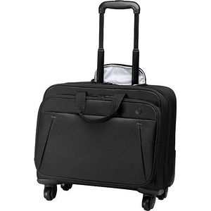"""HP 2SC68AA Carrying Case (Roller) for 17.3"""" Notebook - Black"""