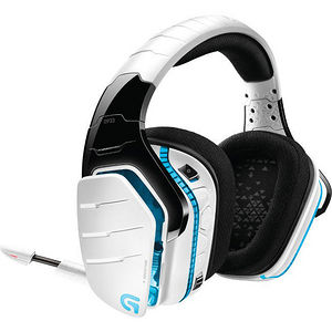 Logitech 981-000620 G933 Artemis Spectrum and Artemis Spectrum Snow Wireless 7.1 Gaming Headset