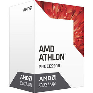 AMD AD9500AHABBOX A6-9500E 2 Core 3 GHz Processor - Socket AM4