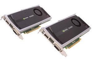 PNY VCGPU4KMAC-PCK Quadro 4000 Graphic Card - 2 GPUs - 2 GB GDDR5 - PCI Express 2.0 x16