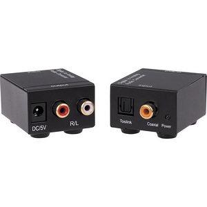 KanexPro AUD2ACV Digital to Analog Audio Converter