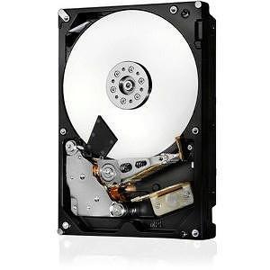"""HGST 0F22943 Ultrastar 7K6000 512N ISE HUS726020ALS210 2 TB 3.5"""" SAS 7200RPM 128MB Cache Hard Drive"""