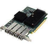 ATTO CTFC-324E-000 Celerity Quad Fibre Channel 32 Gb Gen 6 to x16 PCIe 3.0, LC SFP+ included