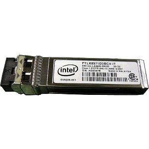 Dell 407-BBVJ SFP+, SR, Optical Transceiver, Intel, 10Gb-1Gb