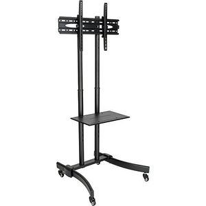"""Tripp Lite DMCS3770L Mobile Flat-Panel TV Floor Stand Cart - Height Adjustable LCD - 37"""" to 70"""""""