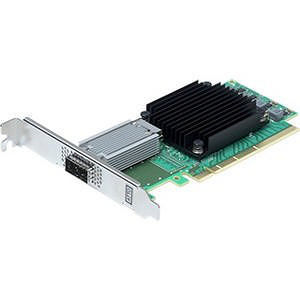 ATTO FFRM-N351-DA0 Single Port 25/40/50GbE PCIe 3.0 Network Adapter