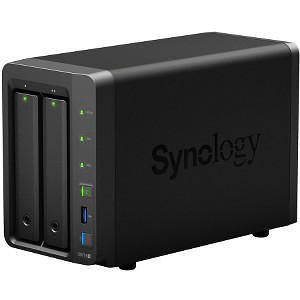Synology DS718+ DiskStation 2-Bay NAS Station