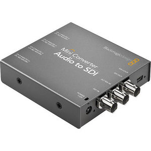 Blackmagic Design CONVMCAUDS2 Mini Converter - Audio to SDI