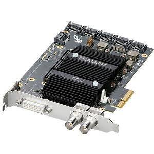 Blackmagic Design DV/RFL/AUDACC2 Fairlight PCIE Audio Accelerator